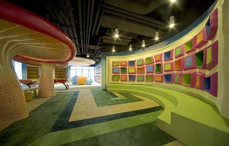 儿童娱乐场所景观设计探索