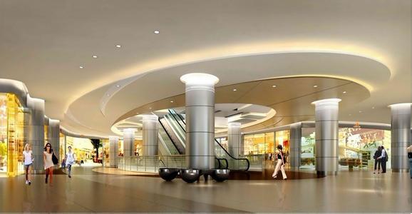 再拿颐提港举例,对着花园的退台式走廊设计,我们建议做成foodvillage图片