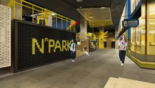 青岛万象城把公园开进购物中心 激活了哪些创新品牌?